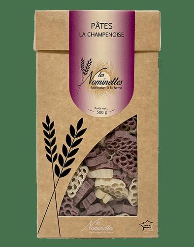 paquet de pâtes la champenoise