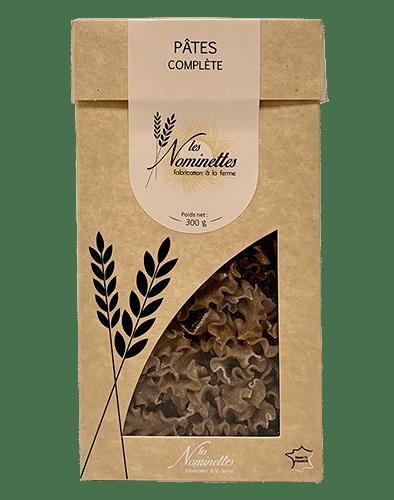 paquet de pâtes la complète