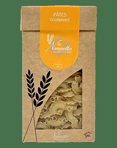 paquet de pâtes la gourmande