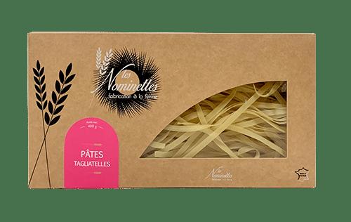 paquet de pâtes les tagliatelles